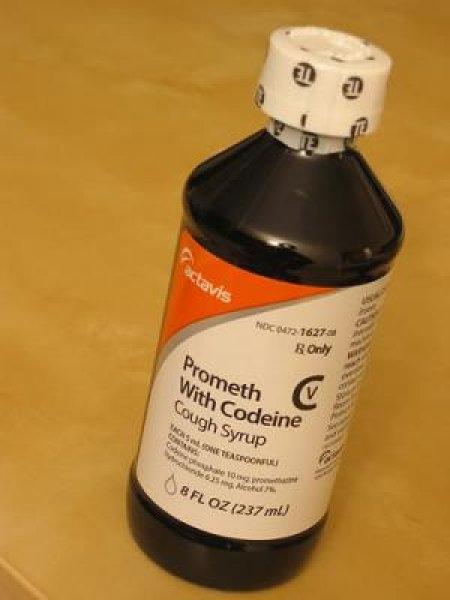 Promethazine with codeine actavis